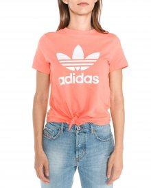 Trefoil Triko adidas Originals   Oranžová   Dámské   34