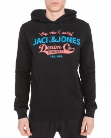 Mikina Jack & Jones   Černá   Pánské   S