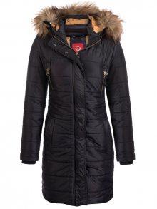 Paul Parker Dámský zimní kabát Pa2356077_BLACK\n\n