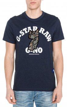 Graphic 4 Triko G-Star RAW | Modrá | Pánské | S