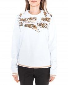 Mikina Versace Jeans | Bílá | Dámské | XXS