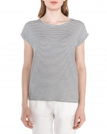 Ava Plain Triko Vero Moda | Černá Bílá | Dámské | XS