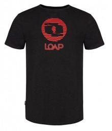 LOAP Pánské triko Anno Tap Shoe Red CLM1921-V21G M