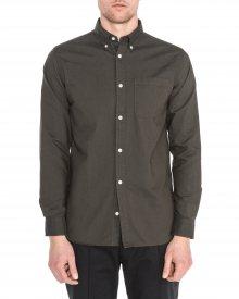 Oxford Košile Jack & Jones | Zelená | Pánské | L