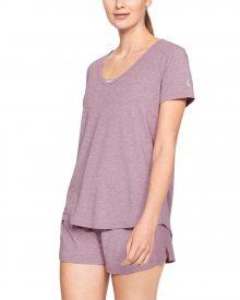 Athlete Recovery Sleepwear™ Triko na spaní Under Armour | Růžová Fialová | Dámské | XS