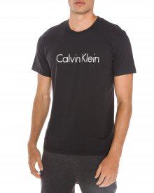 Triko na spaní Calvin Klein | Černá | Pánské | M