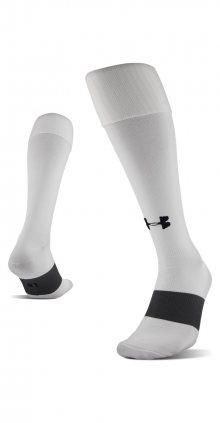 Soccer Solid Ponožky Under Armour   Bílá   Pánské   L