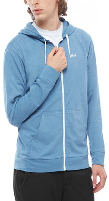 VANS Pánská mikina Core Basics Knit Zip Hoodie Copen Blue V00MDMP8X XL