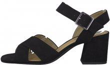 s.Oliver Dámské sandále Black 5-5-28310-22-001 37