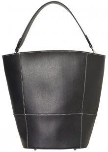 Pieces Dámská kabelka Brigitte Daily Shopper Black