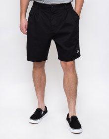 Obey Fubar Pleated Short Black 30