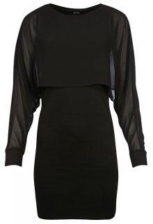 Vero Moda Dámské šaty Ewa Abk Dress Black S
