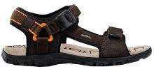 GEOX Pánské sandále Uomo Sandal Strada B Navy/Yellow U9224B-000AF-C0657 41