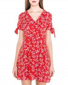 Lotus Šaty Vero Moda | Červená | Dámské | XS