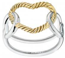 Morellato Ocelový bicolor prsten SAGX16 54 mm
