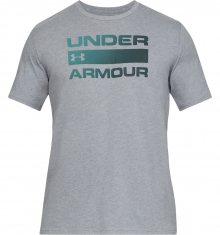Team Issue Wordmark Triko Under Armour | Šedá | Pánské | M