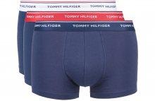 Boxerky 3 ks Tommy Hilfiger | Modrá | Pánské | XL