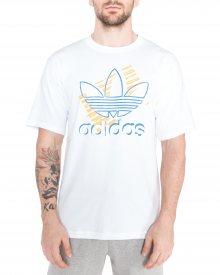 Trefoil Art Triko adidas Originals | Bílá | Pánské | M