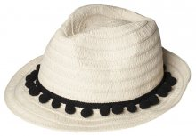 Pieces Dámský klobouk Bakke Straw Hat Beach Nature S/M