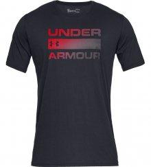 Team Issue Wordmark Triko Under Armour | Černá | Pánské | S