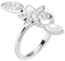 Morellato Ocelový prsten s květinou Natura SAHL17 56 mm