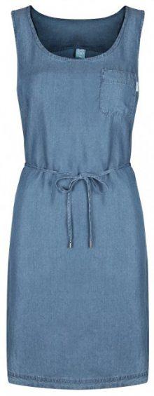 LOAP Dámské šaty Nyxi Ensign Blue CLW1987-L06L S