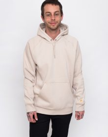 Carhartt WIP Hooded Chase Sweat Boulder/Gold L