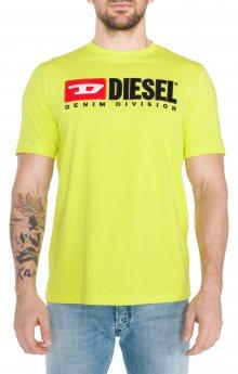 Just Division Triko Diesel | Žlutá | Pánské | M