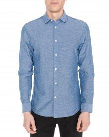 Košile SELECTED | Modrá | Pánské | M