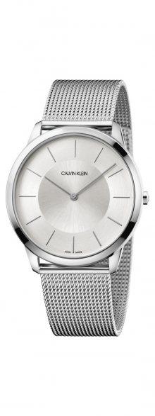 Minimal Hodinky Calvin Klein | Stříbrná | Pánské | UNI