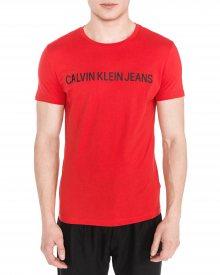 Triko Calvin Klein | Červená | Pánské | L
