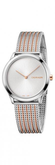 Minimal Hodinky Calvin Klein | Stříbrná | Dámské | UNI
