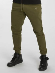 Sweat Pant Bull in olive M