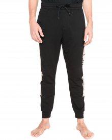 Kalhoty na spaní Calvin Klein   Černá Béžová   Pánské   S