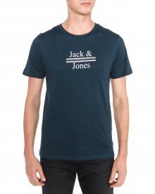 Art Triko Jack & Jones   Modrá   Pánské   L