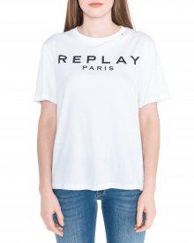 Triko Replay | Bílá | Dámské | L