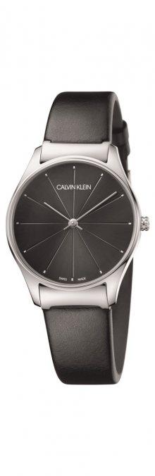 Classic Too Hodinky Calvin Klein | Černá | Dámské | UNI