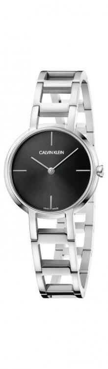 Cheers Hodinky Calvin Klein   Stříbrná   Dámské   UNI