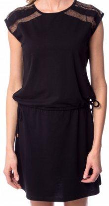 Heavy Tools Dámské šaty Voni S19-197 Black XS
