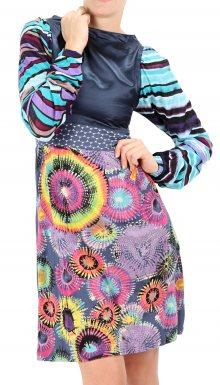 Dámské pestrobarevné šaty Desigual