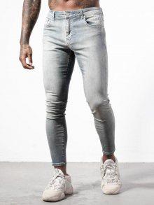 Džíny Blue DENIM Essential Jeans modrá světlá W36/L32