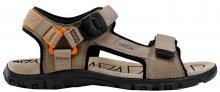 GEOX Pánské sandále Uomo Sandal Strada B Sand/Orange U9224B-000AF-C0704 41