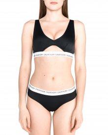 High Apex Vrchní díl plavek Calvin Klein | Černá | Dámské | L