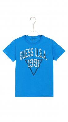 Triko dětské Guess | Modrá | Chlapecké | 8 let