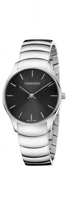 Classic Too Hodinky Calvin Klein | Stříbrná | Dámské | UNI