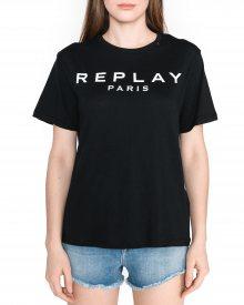 Triko Replay | Černá | Dámské | XS