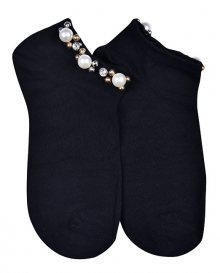 Lecharme Dámské ponožky P-147 Noir