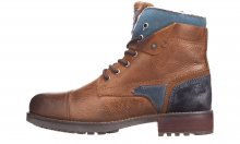 Kotníková obuv Tom Tailor | Hnědá | Pánské | 44