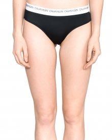 Spodní díl plavek Calvin Klein | Černá | Dámské | L