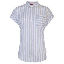 Dámská košile s krátkým rukávem Lee Cooper